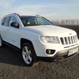Jeep Compass 2.2CRD Limited