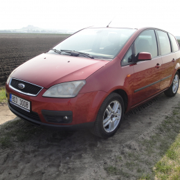 Ford C-max 1.8i 92kw