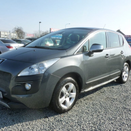 PEUGEOT 3008 2,0 HDi 110 KW
